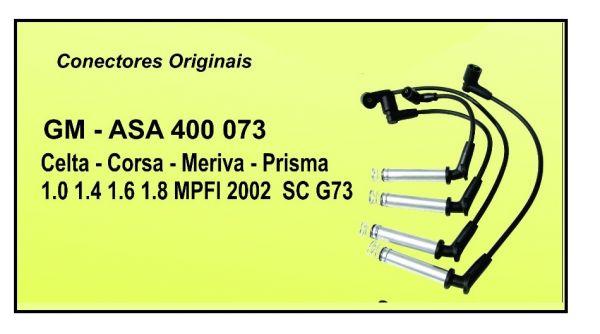 Cabo de velas GM ASA 400 073