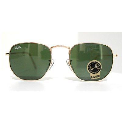 Óculos de sol Ray ban Hexagonal Inspired - Daf Store 2fd6c09fa5