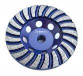 Disco de desbaste Diamantado Turbo 100mm Grão 36