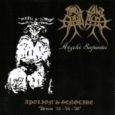 APOLION´S GENOCIDE - Ángeles Serpientes - CD