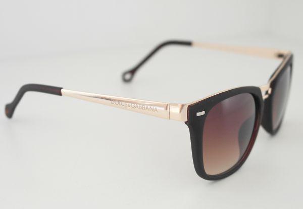 d400787b13506 Óculos de sol feminino Retangular Dolce   Gabbana Inspired - Daf Store
