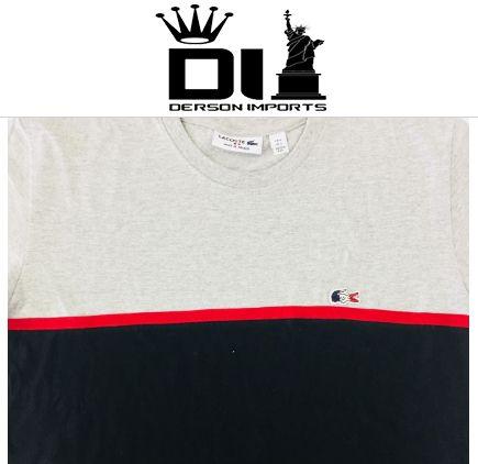 Camisa Lacoste França - ESTILO IMPORTADO-DERSON IMPORTS 987bf30c8a