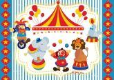 Papel Arroz Circo A4 003 1un