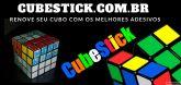 CUBESTICK ADESIVOS PARA CUBOS MÁGICOS