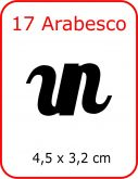 arabesco 17