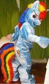 My little Pony - Meu Pequeno Pônei Rainbow