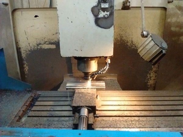 Fresadora CNC Usada Diplomat Petrus 80130R 1400mm