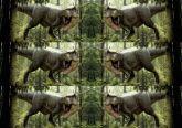 Papel Arroz Dinossauro Faixa Lateral A4 009 1un