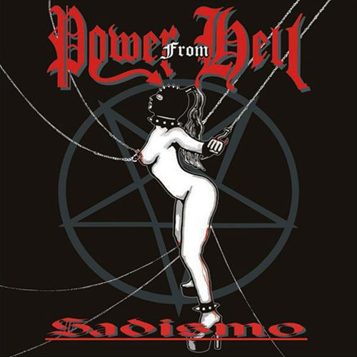 POWER FROM HELL - Sadismo (CD)