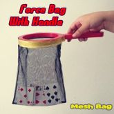 Bolsa de troca. Force Bag(Mesh Bag) with Handle # 1282