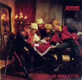 CD - Accept ‎– Russian Roulette