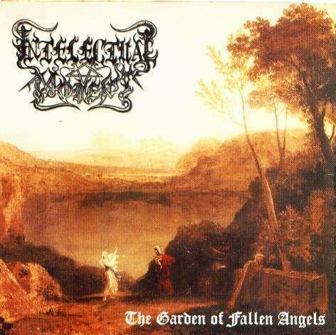 CD - Dark Paramount / Intellectual Moment - The Garden of Fallen Angels / When Thy Kingdom Rise (Spl