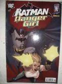 HQ - Batman Danger Girl - Nº01