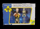 Quebra-Cabeça - Corpo Humano