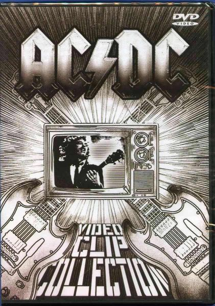 DVD - AC/DC - Video Clip Collection