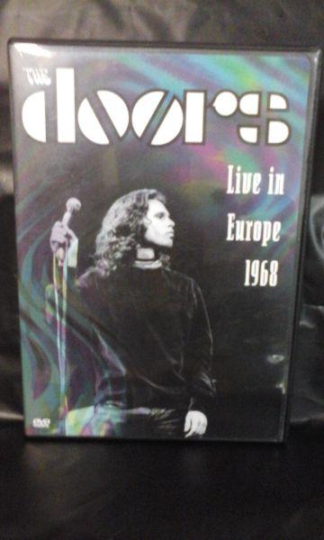 DVD - The Doors - Live in Europe 1968