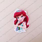 Aplique busto - Ariel baby