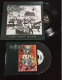 AMAZARAK/VELHO  - Split Compacto + CD Bonus