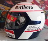 ALAIN PROST 1990 SCALE 1:1 LIMITED EDITION FORMULA ONE HELMET
