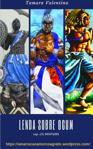 E-book Lenda sobre OGUM