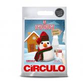 Kit Amigurumi 03 - Boneco de Neve
