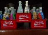 Coleção Coca Cola Olimpiadas Athenas 2004 - 12 Garrafinhas