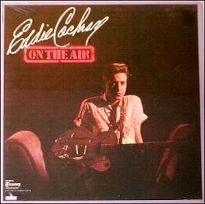 LP 12 - Eddie Cochran – On The Air