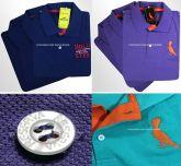 12 Polos Premium várias marcas