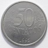 50 Centavos 1995 Batida Dupla