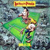 CD Ratos De Porão – Brasil (Digipack)