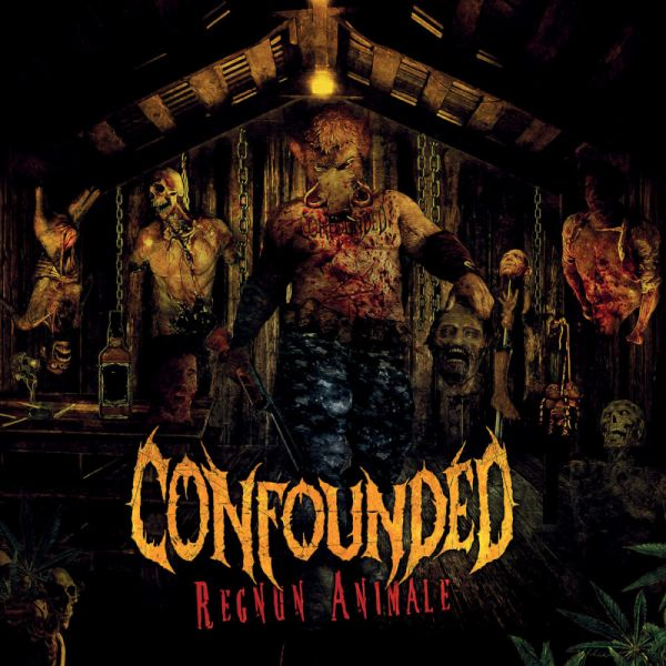 CD Confounded – Regnum Animale (Digipack)