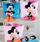 Almofada Mickey/Minnie Cod 757