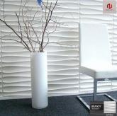Brandy - Revestimento Placas 3D Board Painel 3D - Fibra de Bambu Original