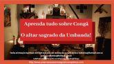 E-book Congá - Altar sagrado da umbanda!