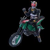 Kamen Rider Black e Battle Hopper