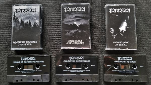 Patria - Echoes from a Distant Past... (3-Tape Boxset)