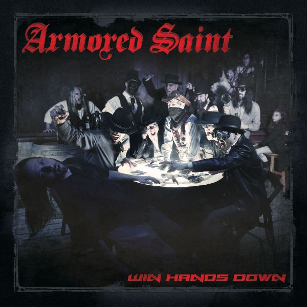 CD - Armored Saint - Win Hands Down