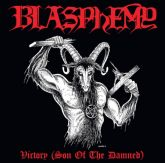 BLASPHEMY - Victory (Son of the Damned) - LP (Gatefold, Double L, A2 Poster, Black Vinyl)