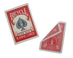 Bicycle carta especial duplo dorso vermelho  #455