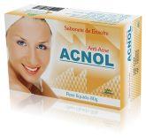 Sabonete de Enxofre Anti-Acne Acnol 80g