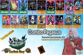 Combo Pegasus 19 Cartas