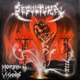 LP 12 - Sepultura - Morbid Visions