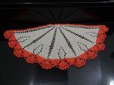 Trilho de Chão Triangular de Barbante (85 cm)
