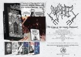 Mystifier - The sign Of The Unholy Baphomet (6-Tape Boxet)