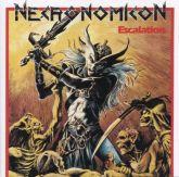 NECRONOMICON - Escalation - CD