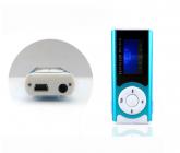 Mini MP3 Player Tela LCD Reprodutor Multimídia