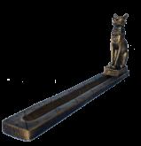 Incensário Gato Egípcio