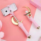 Bastão de selfie Sailor Moon