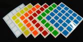 QiYi Valk5 Magnético 62mm Fluo Half Bright Colours