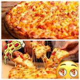 PIZZA BACON e MILHO